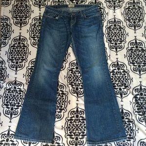 BKE jeans size 29 x 33 1/2.